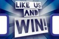 Like our facebook page and win membership